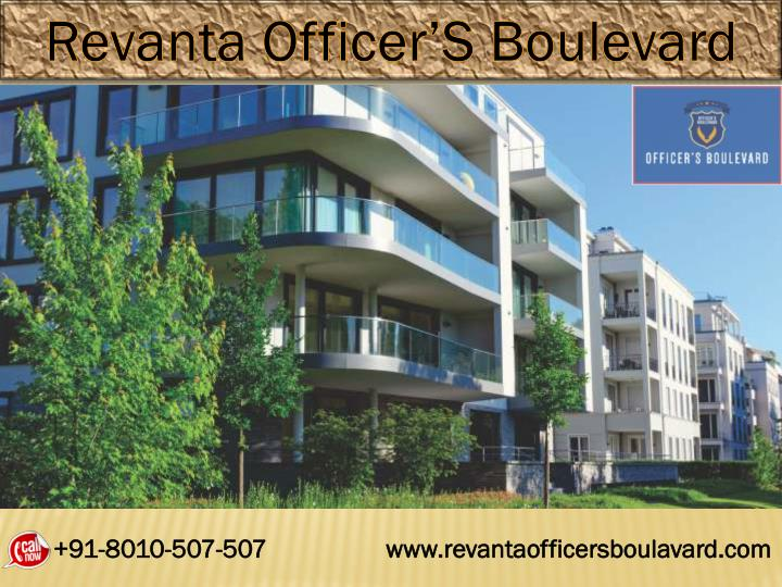 Revanta Officer'S Boulevard