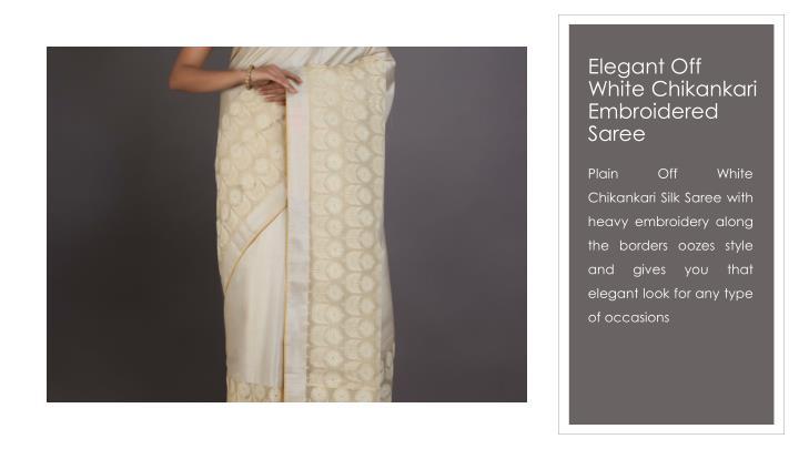 Elegant Off White