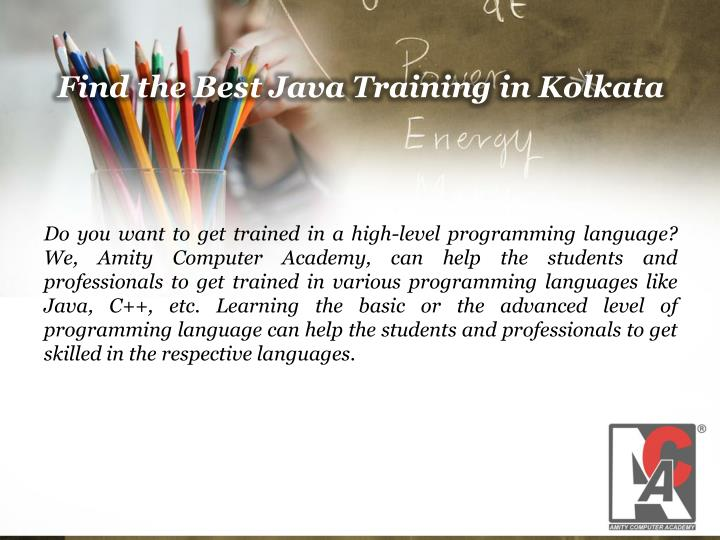 Find the best java training in kolkata