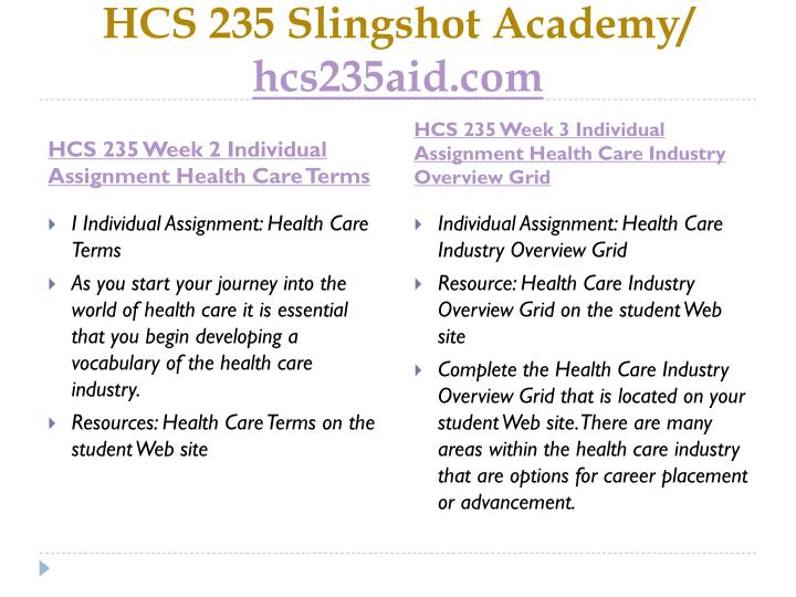 HCS 235