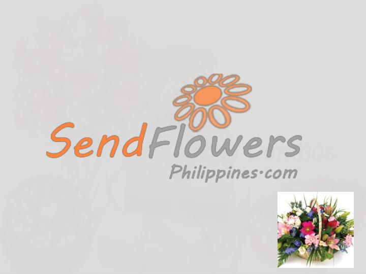 Flowers delivery in the philippines