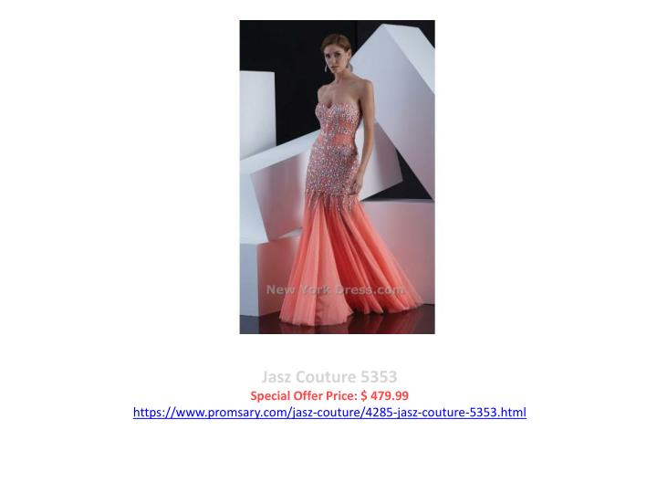 Jasz Couture 5353