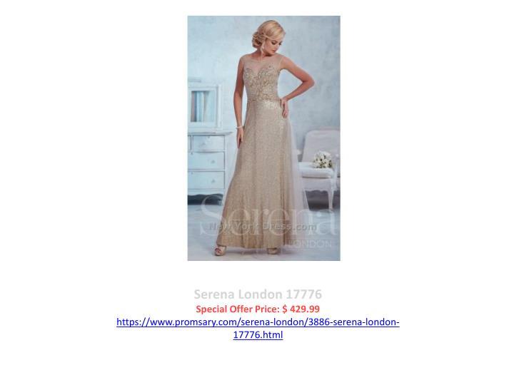 Serena London 17776