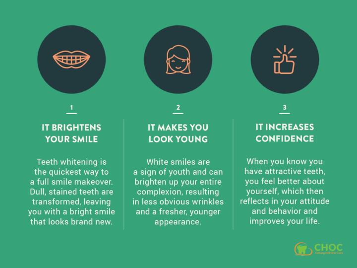 10 benefits of professional teeth whitening