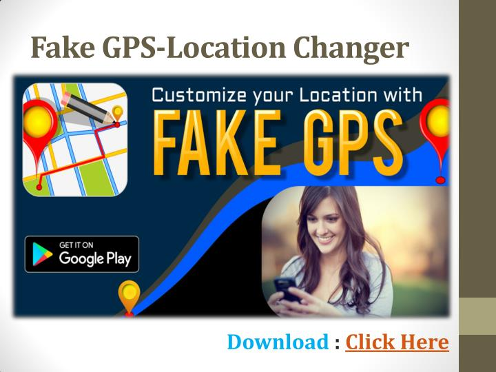 Fake GPS-Location Changer