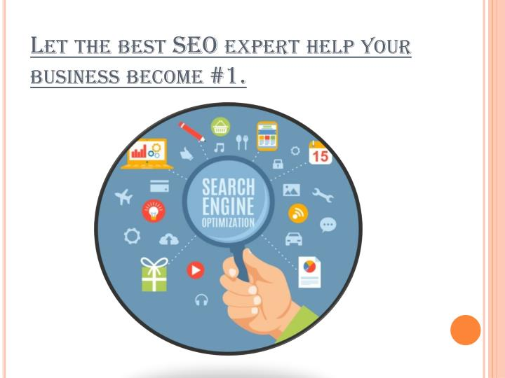 Let the best seo expert help your business become 1