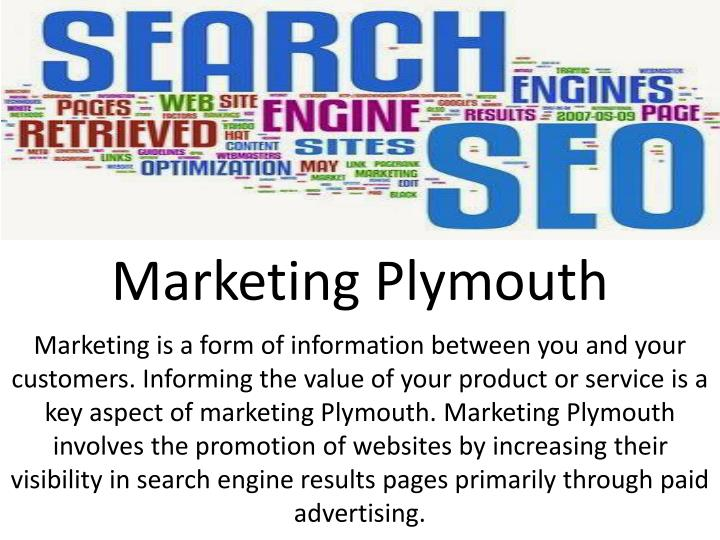 Marketing Plymouth