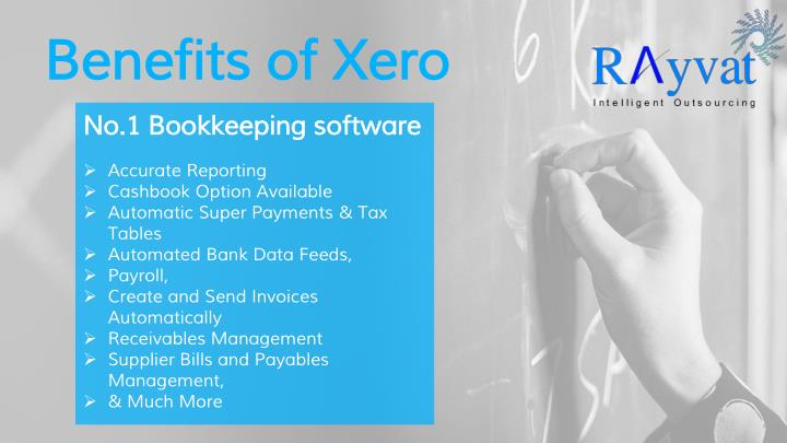 Benefits of xero