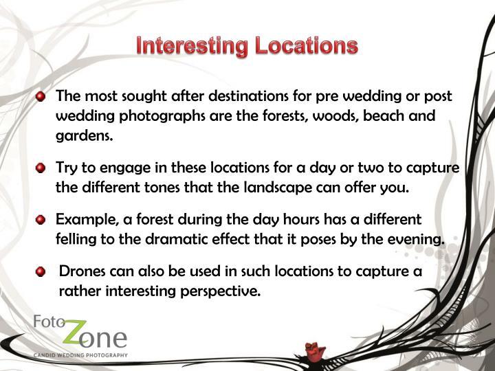 Interesting Locations