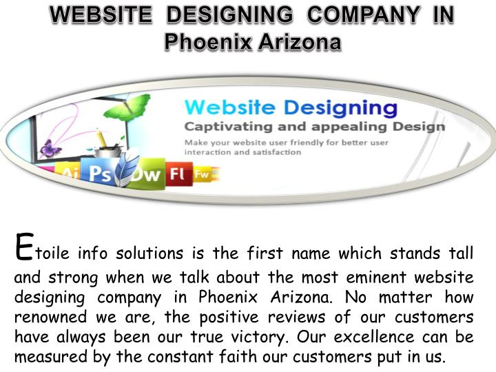 WEBSITE  DESIGNING  COMPANY  IN