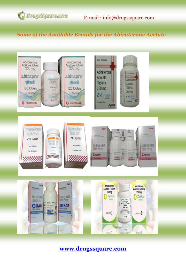 E-mail : info@drugssquare.com