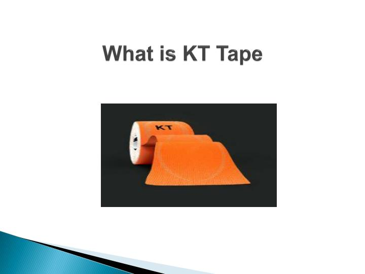 What is kt tape