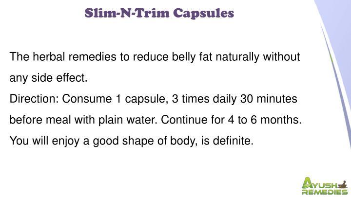 Slim-N-Trim