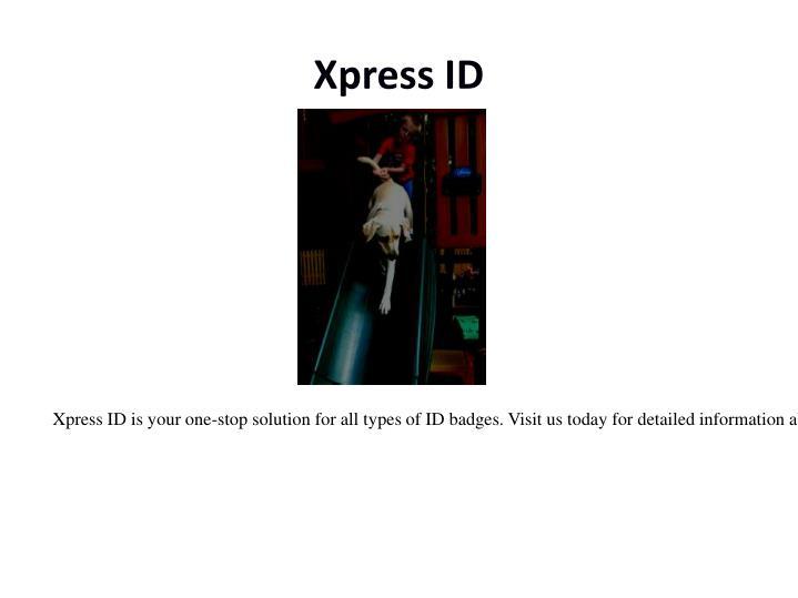 Xpress ID