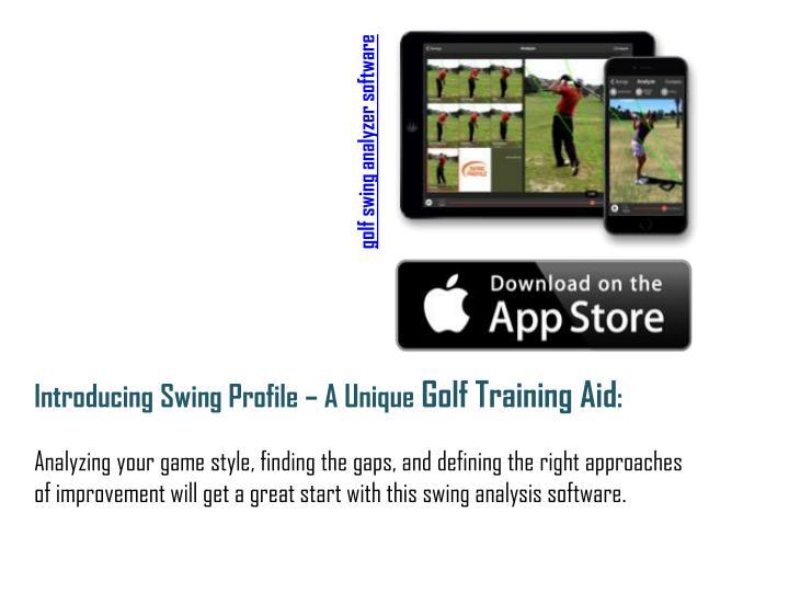 golf swing analyzer software