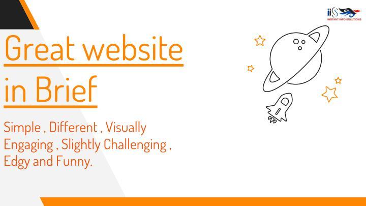 Great website