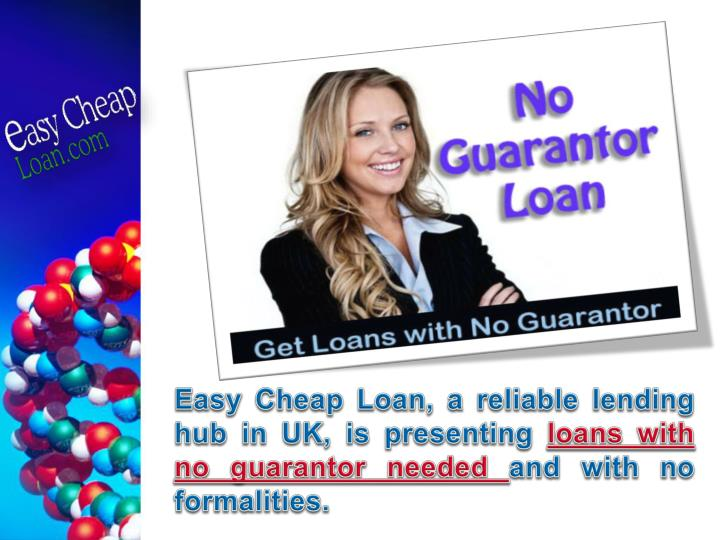 Easy Cheap Loan, a reliable lending hub in UK, is presenting