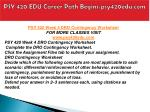 psy 420 edu career path begins psy420edu com7