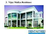 3 vijay mallya residence