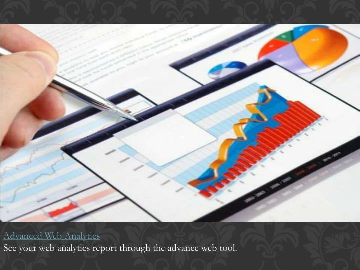 Advanced Web Analytics
