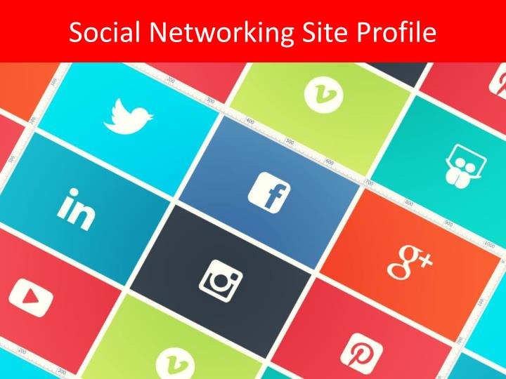 Social Networking Site Profile