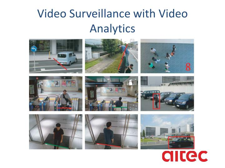 Video Surveillance with Video