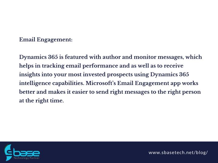 Email Engagement:
