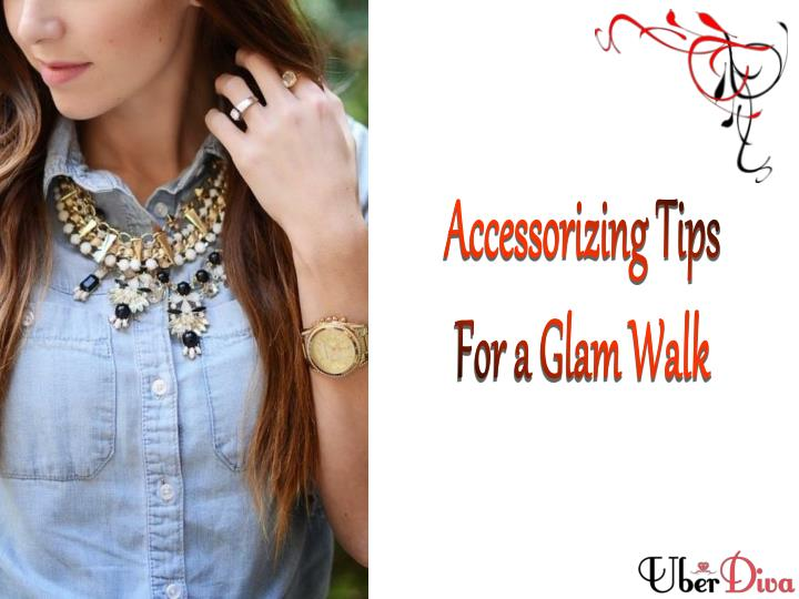 Accessorizing Tips
