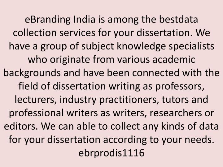 eBranding India is among the