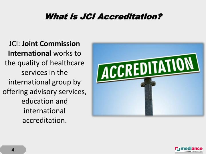 What is JCI Accreditation?