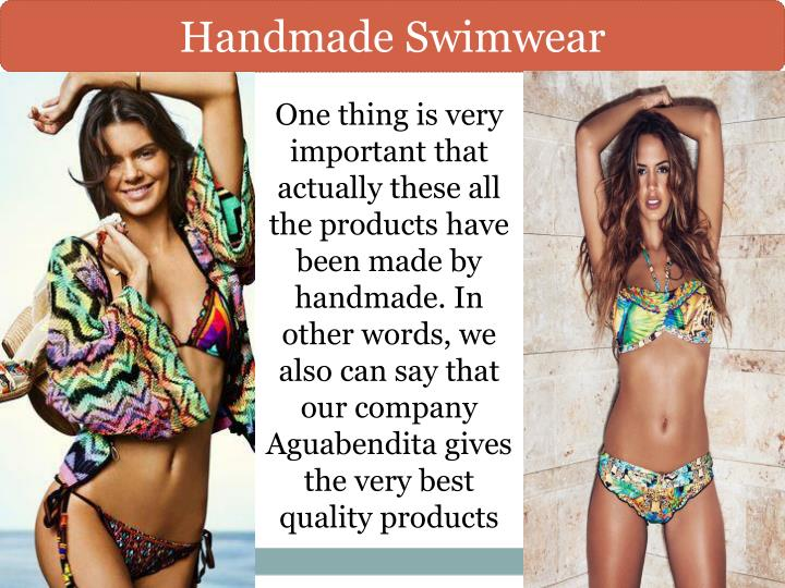 Handmade Swimwear