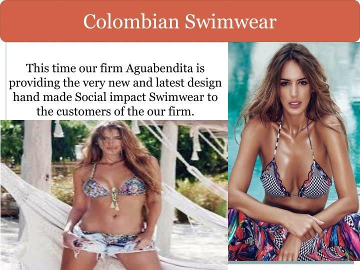 Colombian Swimwear