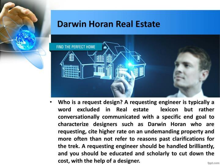 Darwin Horan Real