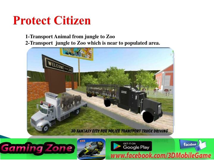 Protect Citizen