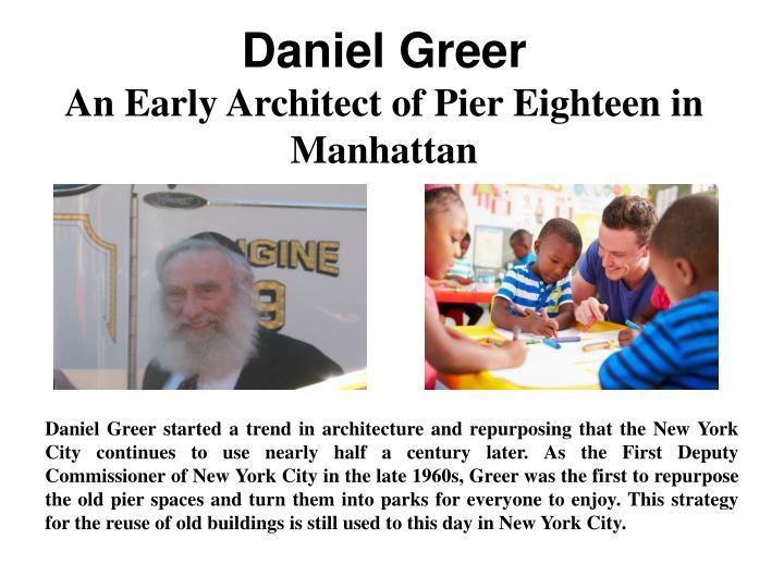 Daniel Greer
