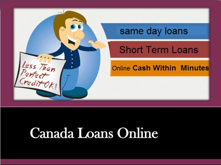 Canada Loans Online