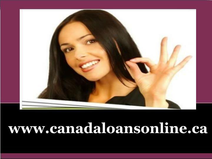 www.canadaloansonline.ca