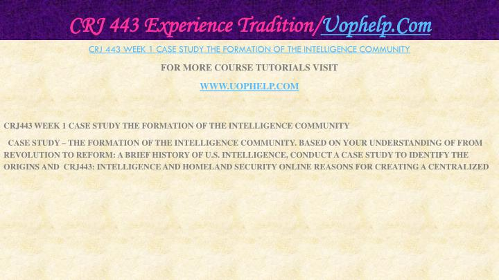 Crj 443 experience tradition uophelp com1