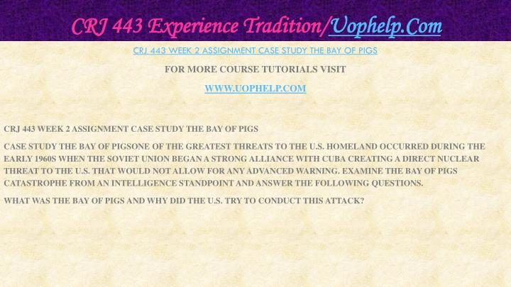 Crj 443 experience tradition uophelp com2