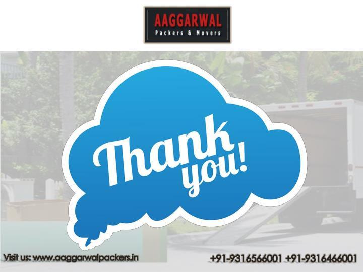 Visit us: www.aaggarwalpackers.in