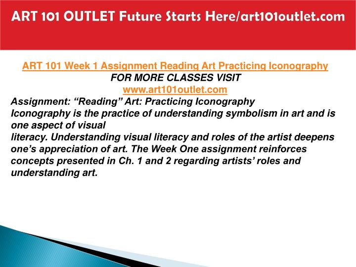Art 101 outlet future starts here art101outlet com2