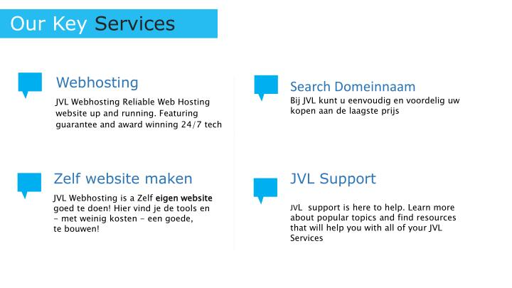 Our Key Services