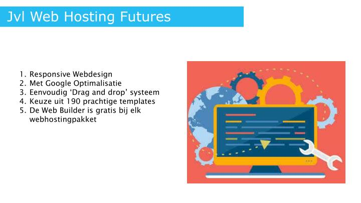 Jvl Web Hosting Futures