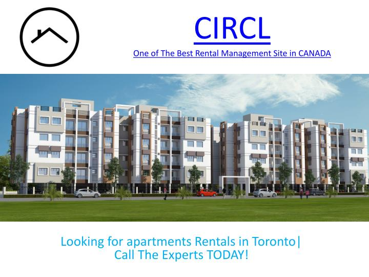 Circl one of the best rental management site in canada