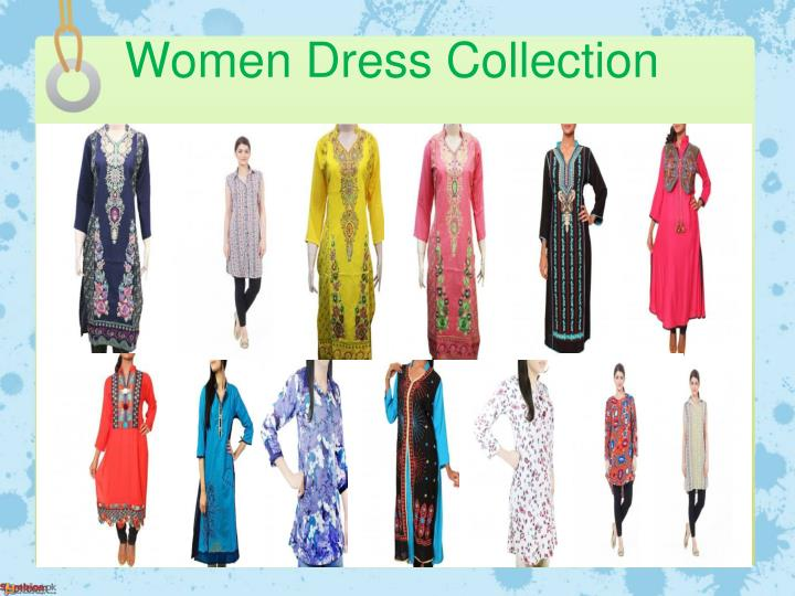 Women Dress Collection