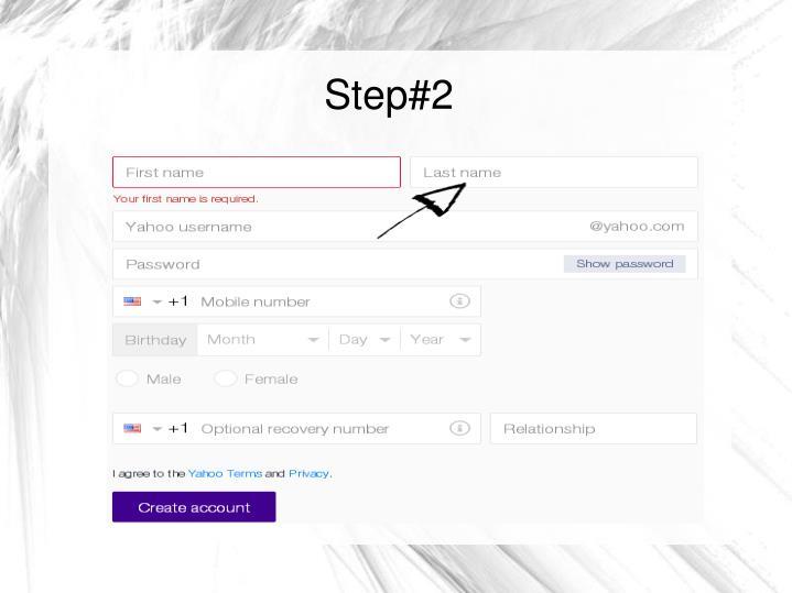 Step#2