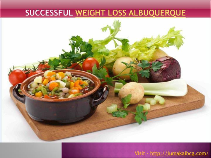 Successful weight loss albuquerque