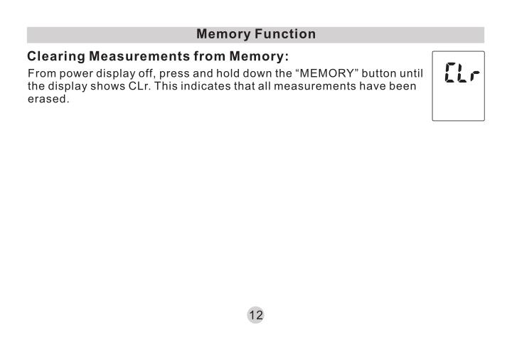 Memory Function