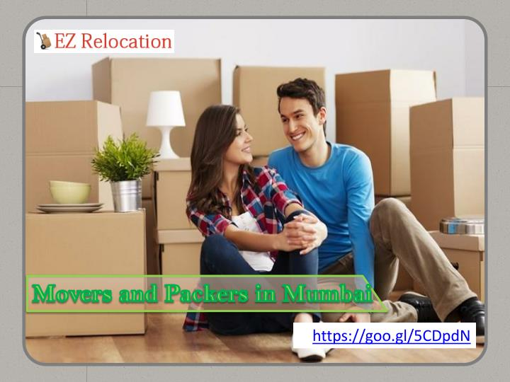 Movers and Packers in