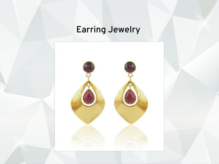 Earring Jewelry